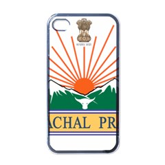 Seal Of Indian State Of Arunachal Pradesh  Apple Iphone 4 Case (black) by abbeyz71