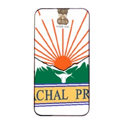 Seal Of Indian State Of Arunachal Pradesh  Apple Iphone 4/4s Seamless Case (black) by abbeyz71