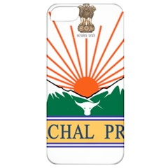 Seal Of Indian State Of Arunachal Pradesh  Apple Iphone 5 Classic Hardshell Case by abbeyz71