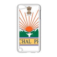 Seal Of Indian State Of Arunachal Pradesh  Apple Ipod Touch 5 Case (white) by abbeyz71