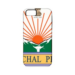 Seal Of Indian State Of Arunachal Pradesh  Apple Iphone 5 Classic Hardshell Case (pc+silicone) by abbeyz71