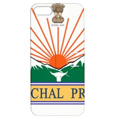 Seal Of Indian State Of Arunachal Pradesh  Apple Iphone 5 Hardshell Case With Stand by abbeyz71