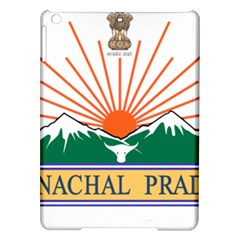 Seal Of Indian State Of Arunachal Pradesh  Ipad Air Hardshell Cases by abbeyz71