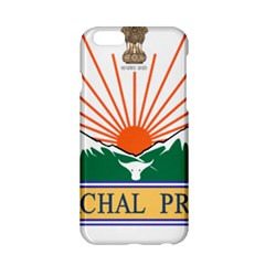 Seal Of Indian State Of Arunachal Pradesh  Apple Iphone 6/6s Hardshell Case by abbeyz71
