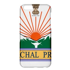 Seal Of Indian State Of Arunachal Pradesh  Apple Iphone 6 Plus/6s Plus Hardshell Case by abbeyz71