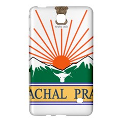 Seal Of Indian State Of Arunachal Pradesh  Samsung Galaxy Tab 4 (7 ) Hardshell Case  by abbeyz71