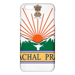 Seal Of Indian State Of Arunachal Pradesh  Iphone 6 Plus/6s Plus Tpu Case by abbeyz71
