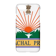Seal Of Indian State Of Arunachal Pradesh  Apple Iphone 7 Hardshell Case by abbeyz71