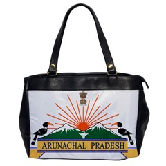 Indian State Of Arunachal Pradesh Seal Office Handbags by abbeyz71
