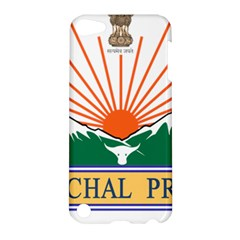 Indian State Of Arunachal Pradesh Seal Apple Ipod Touch 5 Hardshell Case by abbeyz71