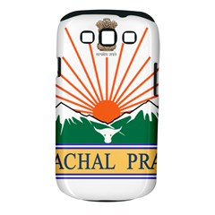 Indian State Of Arunachal Pradesh Seal Samsung Galaxy S Iii Classic Hardshell Case (pc+silicone) by abbeyz71