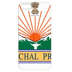 Indian State Of Arunachal Pradesh Seal Apple Iphone 5 Hardshell Case With Stand by abbeyz71