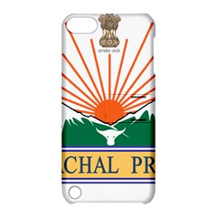 Indian State Of Arunachal Pradesh Seal Apple Ipod Touch 5 Hardshell Case With Stand by abbeyz71