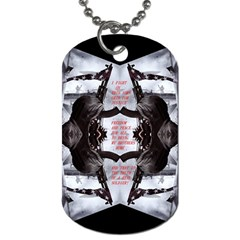 Army Brothers In Arms 3d Dog Tag (two Sides) by 3Dbjvprojats