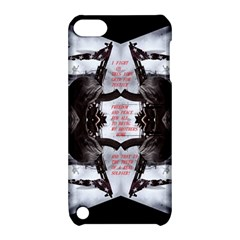 Army Brothers In Arms 3d Apple Ipod Touch 5 Hardshell Case With Stand by 3Dbjvprojats