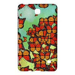 Monarch Butterflies Samsung Galaxy Tab 4 (8 ) Hardshell Case  by linceazul