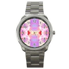 Cat Angels Sport Metal Watch by 3Dbjvprojats