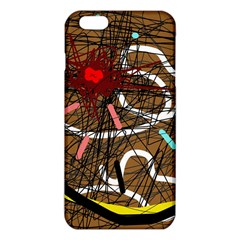 Art Iphone 6 Plus/6s Plus Tpu Case by Valentinaart