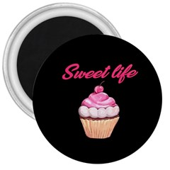 Sweet Life 3  Magnets by Valentinaart