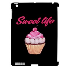 Sweet Life Apple Ipad 3/4 Hardshell Case (compatible With Smart Cover) by Valentinaart