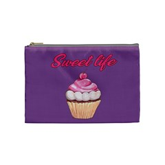 Sweet Life Cosmetic Bag (medium)