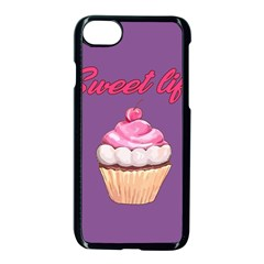Sweet Life Apple Iphone 7 Seamless Case (black)