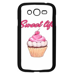 Sweet Life Samsung Galaxy Grand Duos I9082 Case (black) by Valentinaart