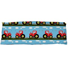 Toy Tractor Pattern Body Pillow Case Dakimakura (two Sides) by linceazul