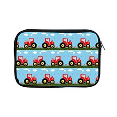 Toy Tractor Pattern Apple Ipad Mini Zipper Cases by linceazul