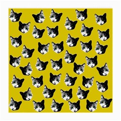 Cat Pattern Medium Glasses Cloth (2 Side)