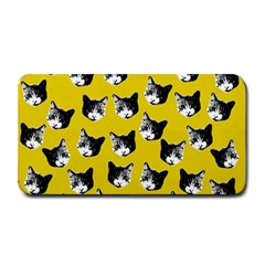 Cat Pattern Medium Bar Mats by Valentinaart