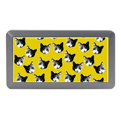 Cat Pattern Memory Card Reader (mini) by Valentinaart