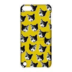 Cat Pattern Apple Ipod Touch 5 Hardshell Case With Stand