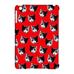 Cat Pattern Apple Ipad Mini Hardshell Case (compatible With Smart Cover)