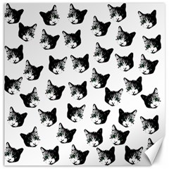 Cat Pattern Canvas 12  X 12