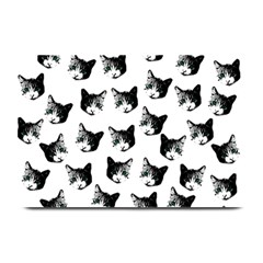 Cat Pattern Plate Mats by Valentinaart