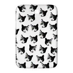 Cat Pattern Samsung Galaxy Note 8 0 N5100 Hardshell Case