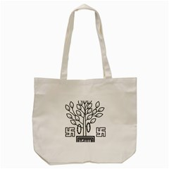 Seal Of Indian State Of Bihar  Tote Bag (cream) by abbeyz71