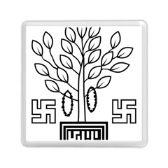 Seal Of Indian State Of Bihar  Memory Card Reader (square)  by abbeyz71