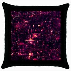 /r/place Throw Pillow Case (black) by rplace