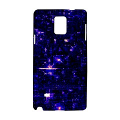 /r/place Indigo Samsung Galaxy Note 4 Hardshell Case by rplace