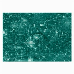 /r/place Emerald Large Glasses Cloth by rplace