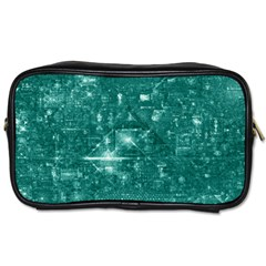 /r/place Emerald Toiletries Bags 2 Side by rplace