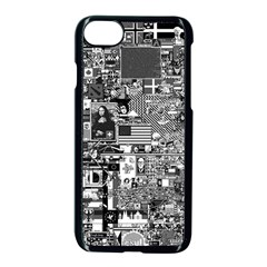 /r/place Retro Apple Iphone 7 Seamless Case (black) by rplace