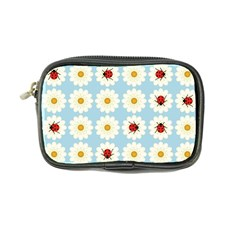 Ladybugs Pattern Coin Purse by linceazul