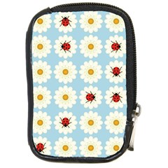 Ladybugs Pattern Compact Camera Cases by linceazul