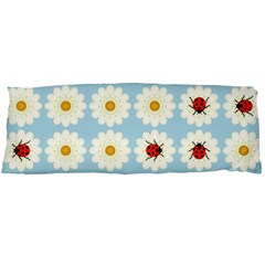 Ladybugs Pattern Body Pillow Case Dakimakura (two Sides) by linceazul