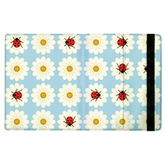 Ladybugs Pattern Apple Ipad 3/4 Flip Case by linceazul