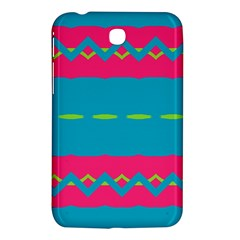 Blue Green Chains  Nokia Lumia 925 Hardshell Case by LalyLauraFLM
