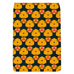 Yellow Pink Shapes Pattern   Blackberry Q10 Hardshell Case by LalyLauraFLM